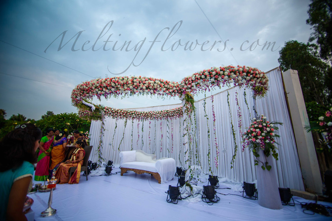 How to select the best wedding decorator for your wedding for Marriage decoration photos