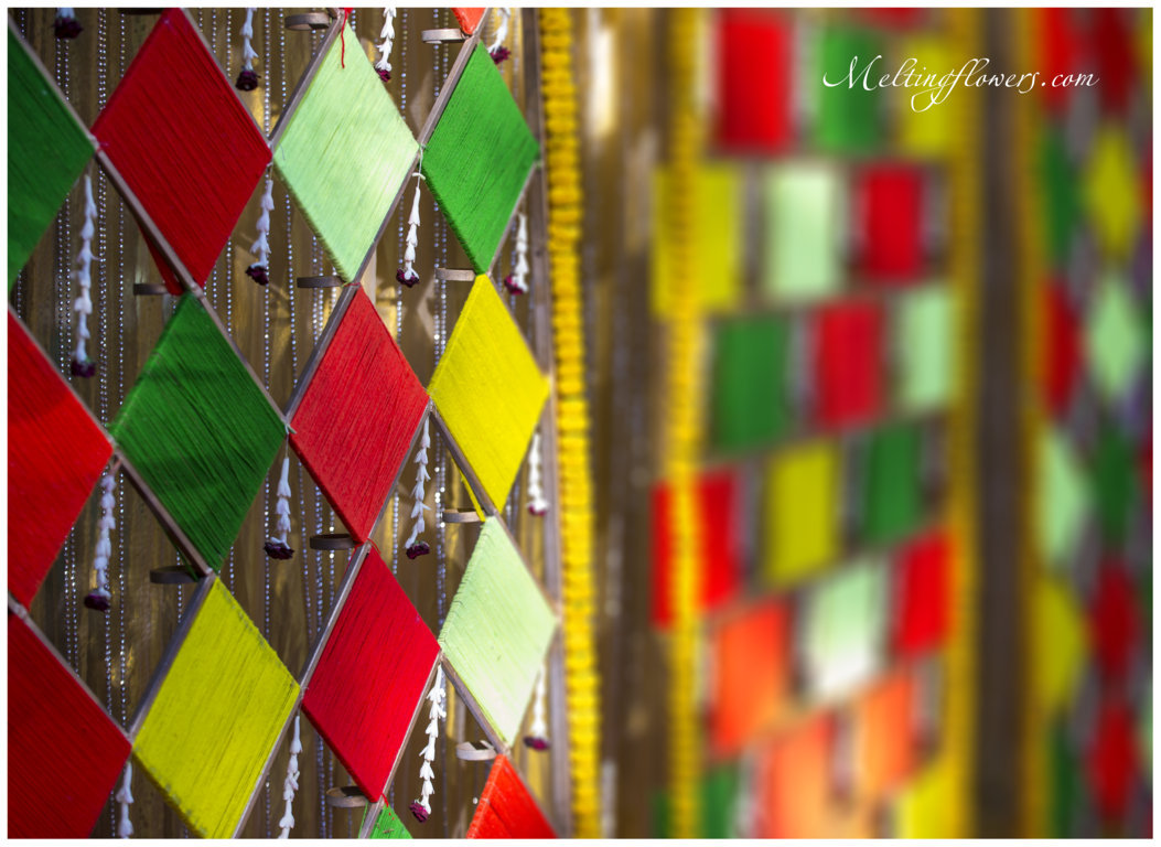 Colorful Pattern Decorations