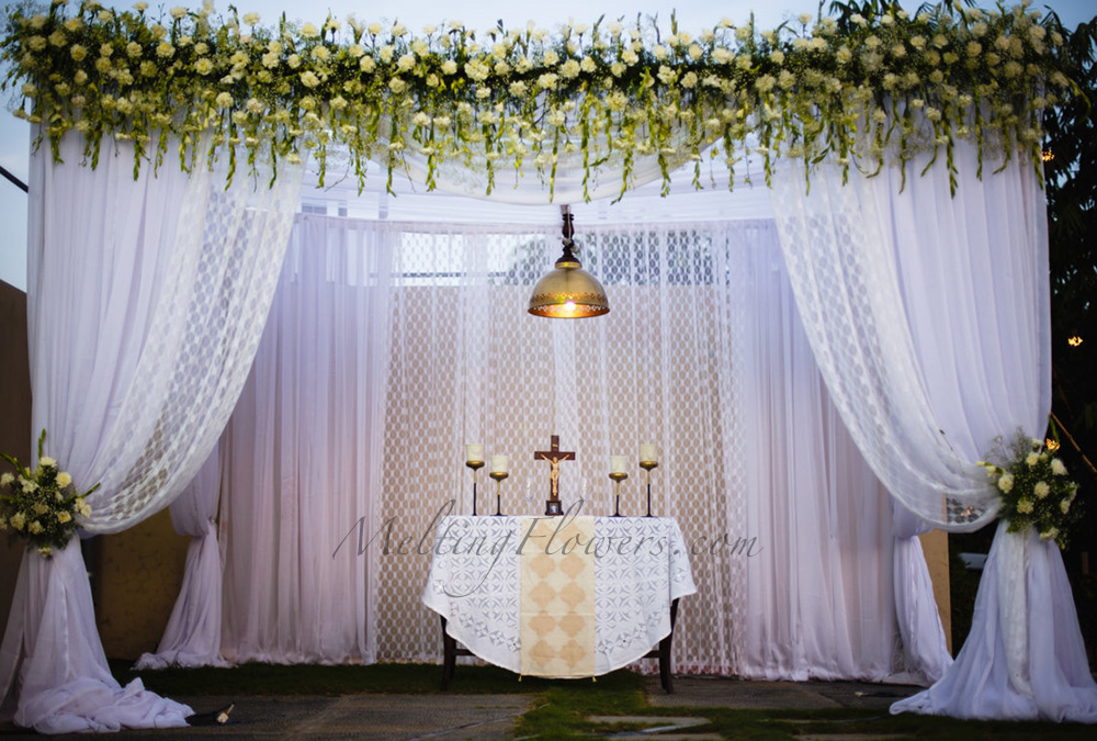 importance of mandap in indian weddings wedding decorations flower decoration marriage. Black Bedroom Furniture Sets. Home Design Ideas