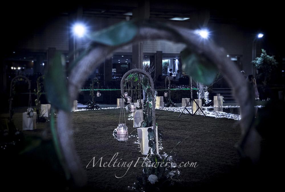 nature themed weddings