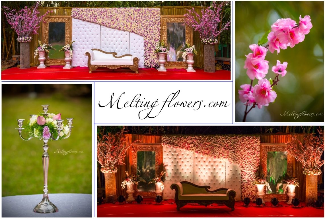Choose the right wedding decorator to suit your needs wedding best florist junglespirit Gallery