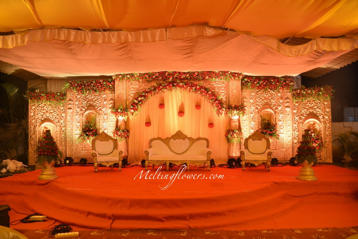 Wedding stage decoration the top 5 ideas for your for The best wedding decorations