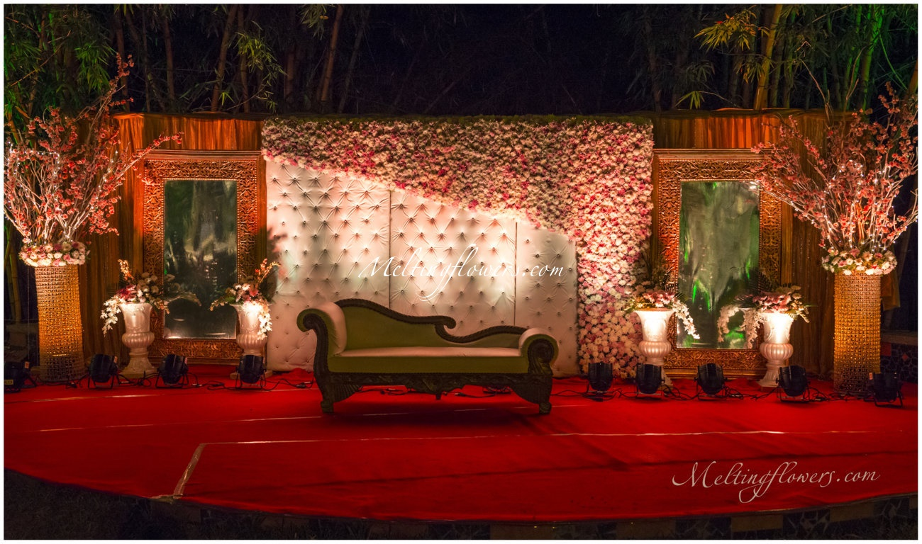 Engagement ceremony d cor ideas pre wedding event decor for Accents decoration