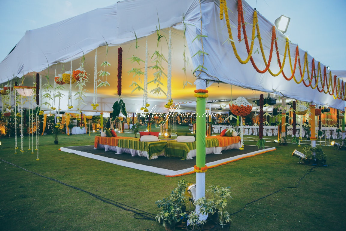 Indian theme wedding ideas