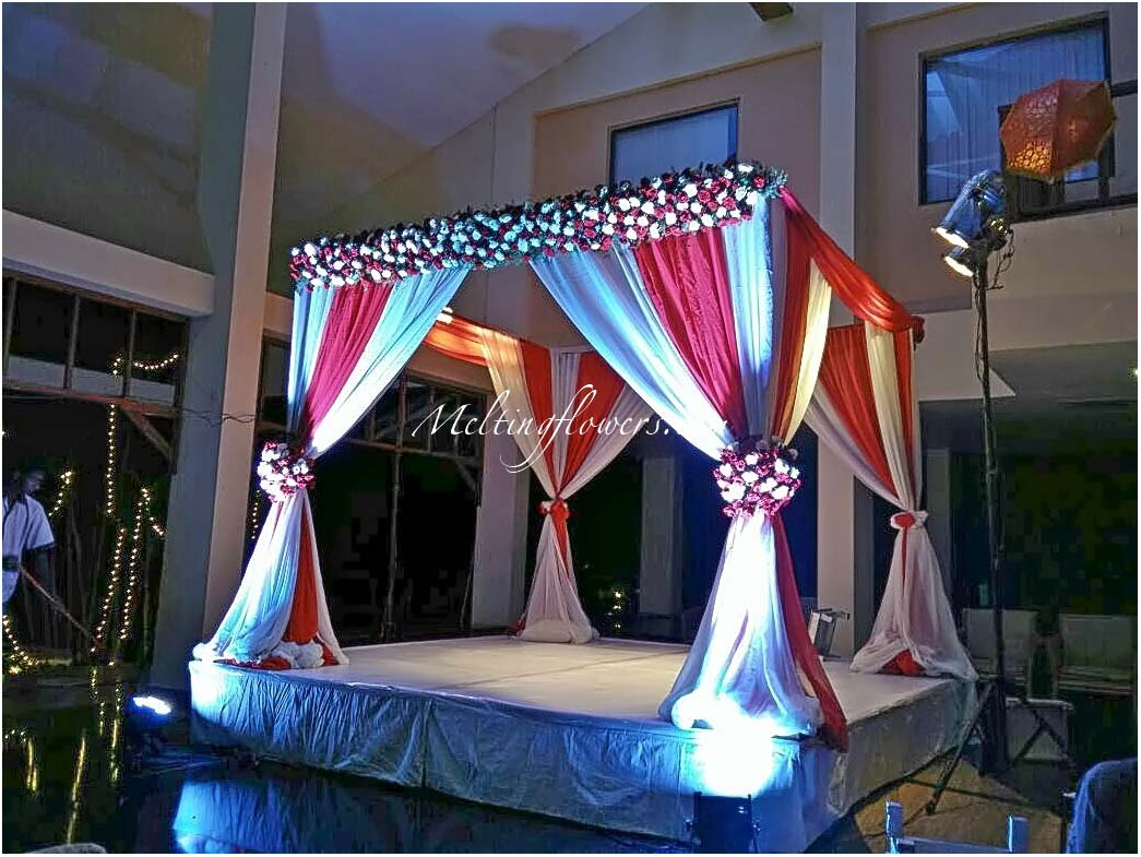 Paper origami theme wedding wedding decorations flower decoration mandap decoration bangalore junglespirit Images