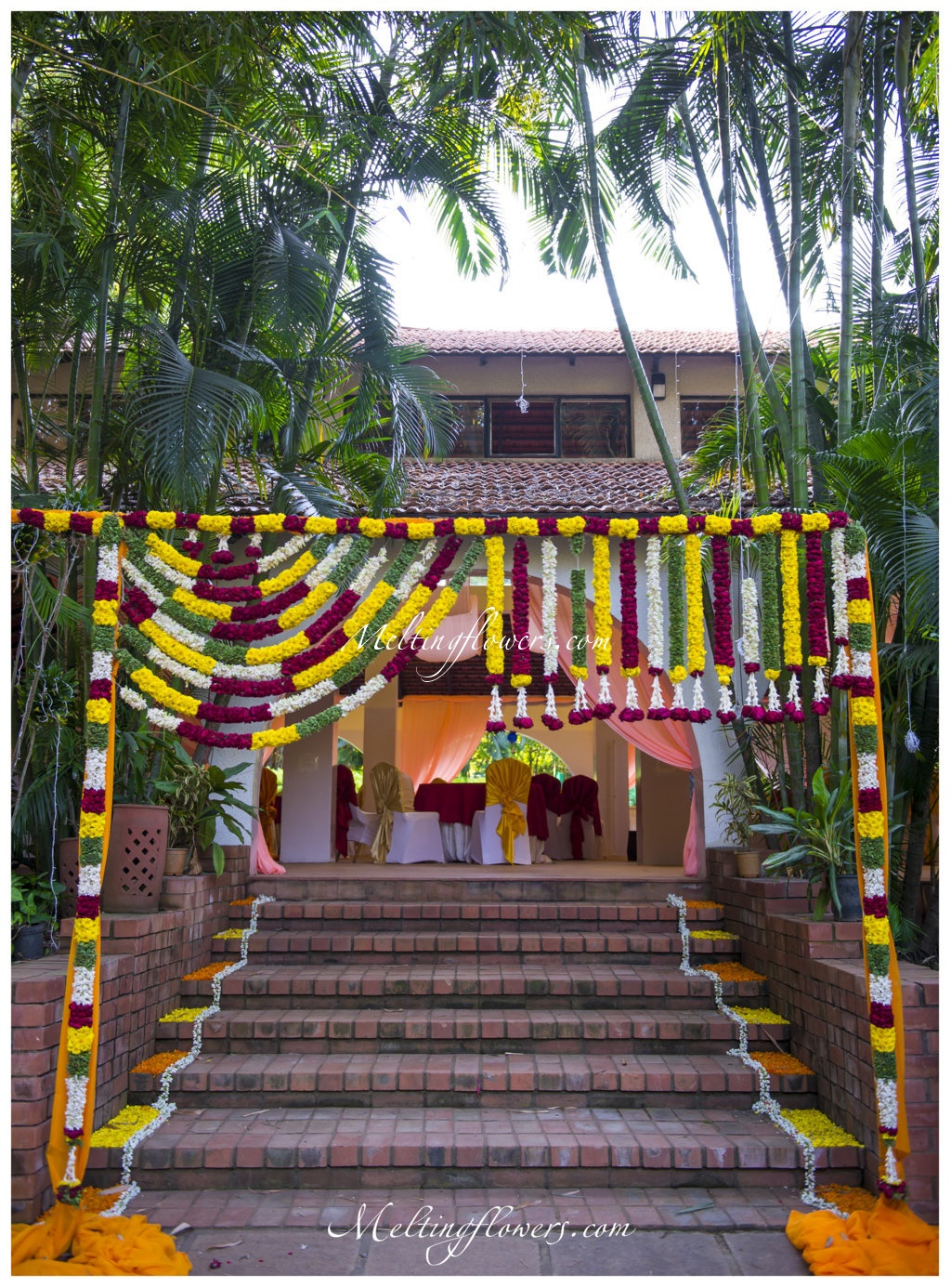 Marriage decoration in bangalore easy to manage with for Art decoration
