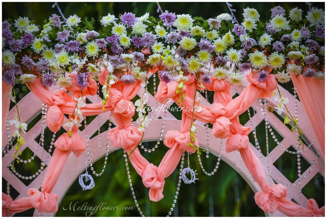flower decoration for wedding