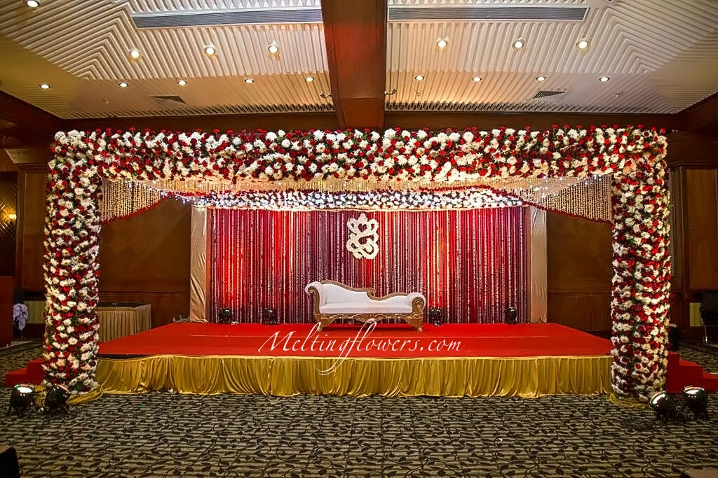 Top Five Ideas For Perfect Wedding Stage Decorations Wedding
