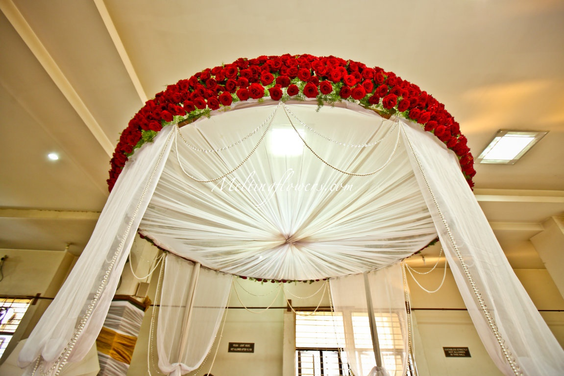 8 Flower Decorations Ideas For A Beautiful Wedding With Best Flower