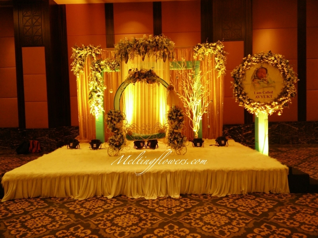 Naming Ceremony Decoration Ideas From The Best Flower Decorators In