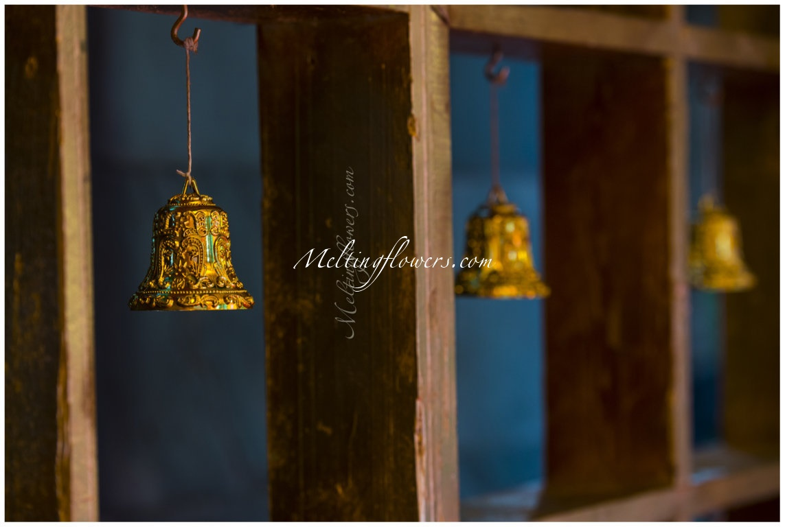Weddign Bells Decorations