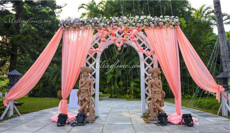 theme wedding decorations