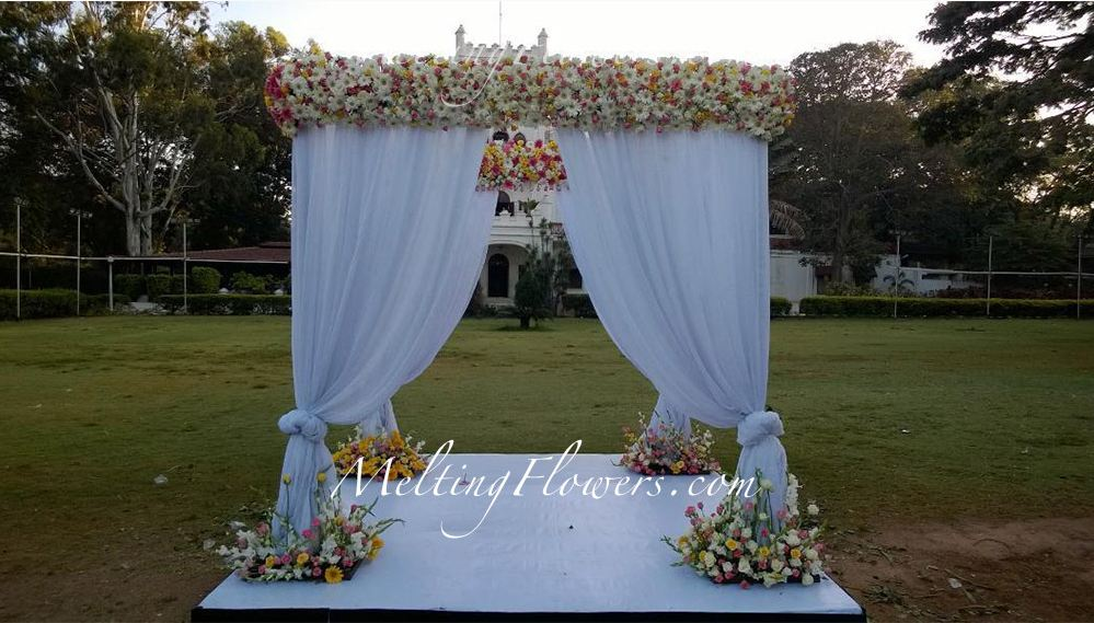 Mandap Decoration Styles With Traditional Values