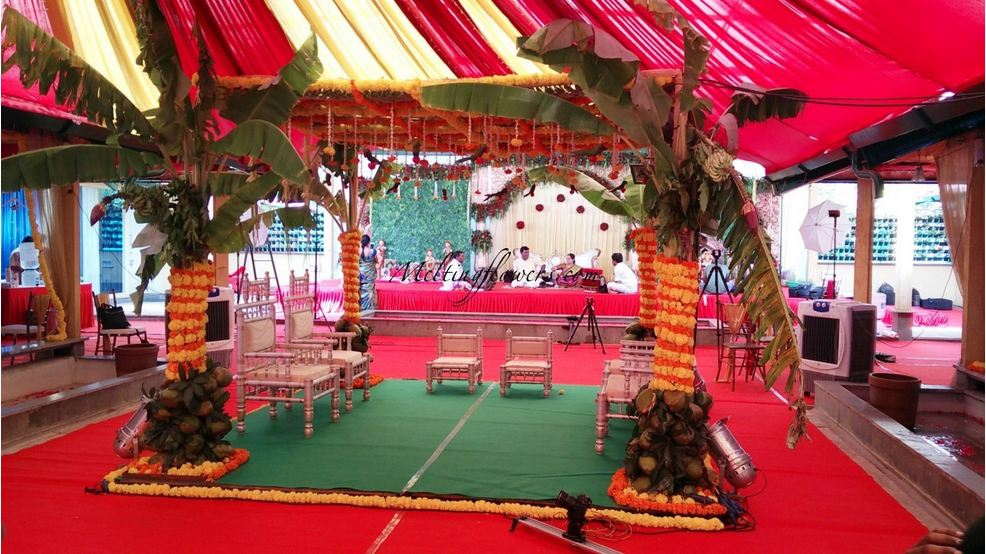 mandap decoration bangalore