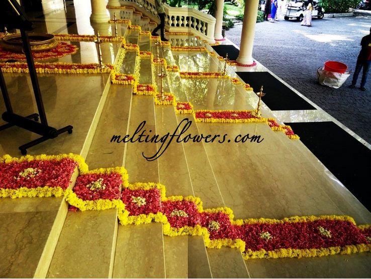 Sparkling Ideas For Pathway Decorations Of Wedding Venue Wedding