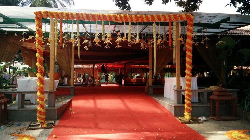 Indian Wedding Decoration Ideas Wedding Decorations Flower