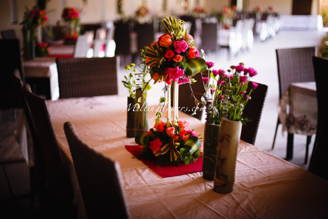 flower decoration pictures