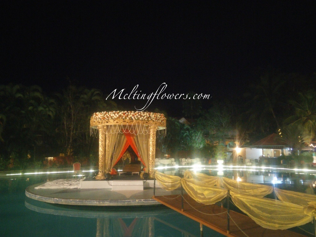 The Golden Palms Hotel & Spa Bangalore