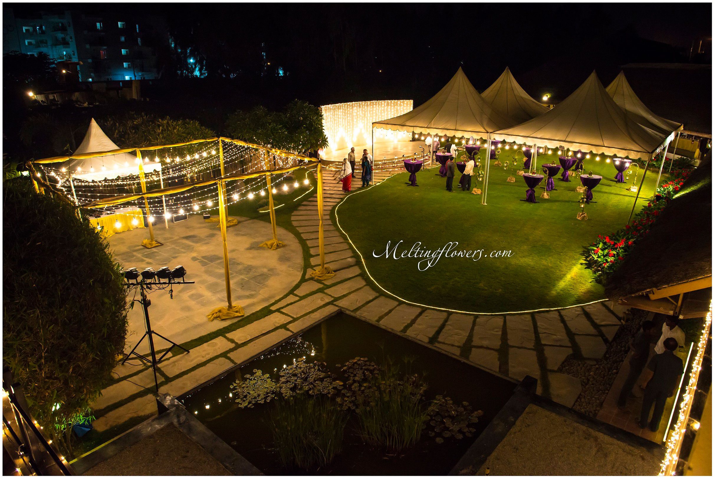 Tips To Plan A Perfect Garden Wedding Reception | Wedding ...