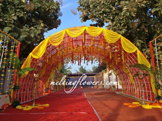Indian wedding decoration themes wedding decorations flower questions to ask a wedding decorator before hiring junglespirit Image collections
