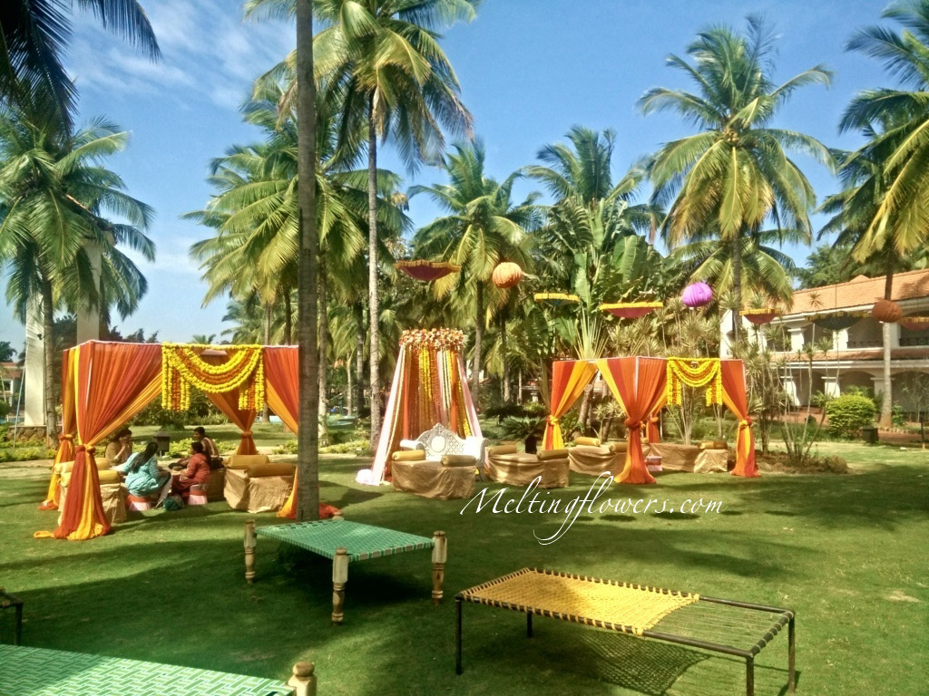 Advantages Of The Outdoor Wedding Reception