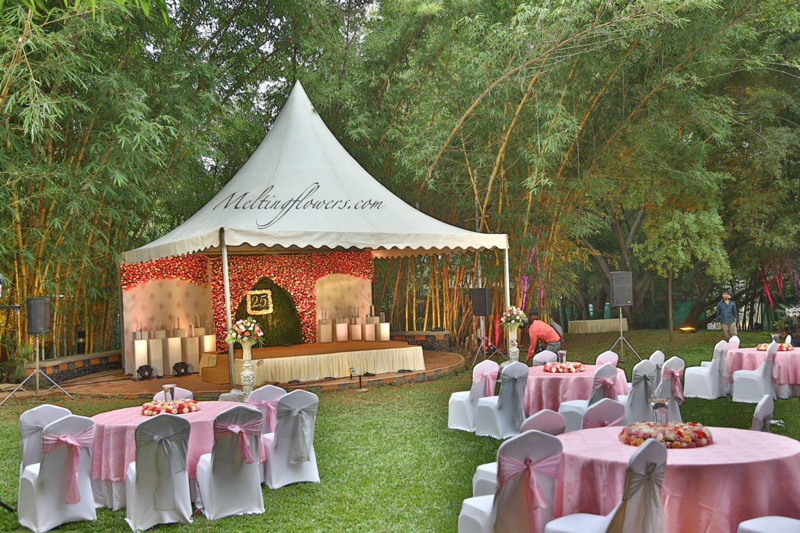 Advantages Of An Outdoor Wedding Reception Wedding Decorations
