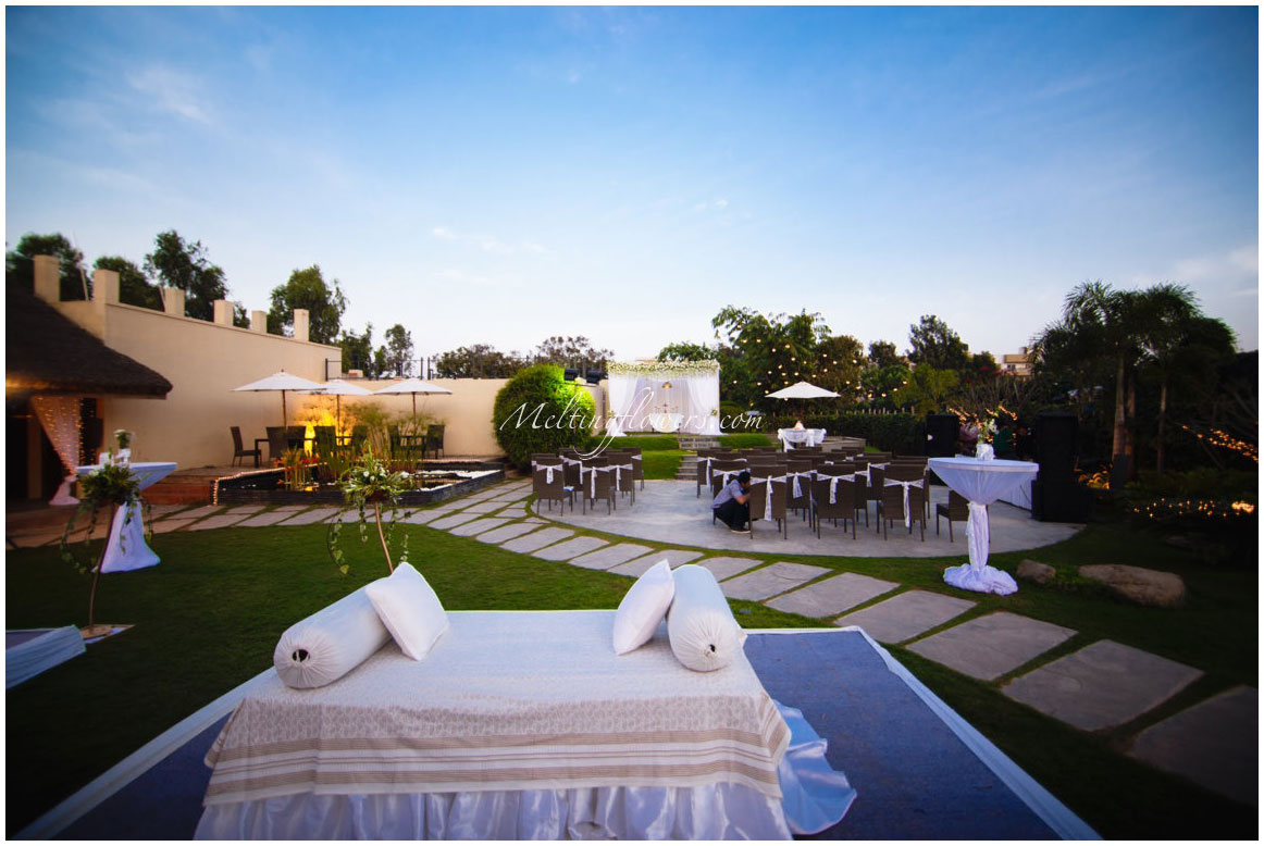 TempleTree Leisure Outdoor Wedding Venues In Bangalore