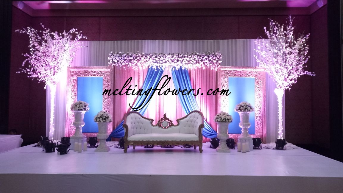 Decorating Wedding Halls With Latest Trends Jw Marriott Hotel Bangalore