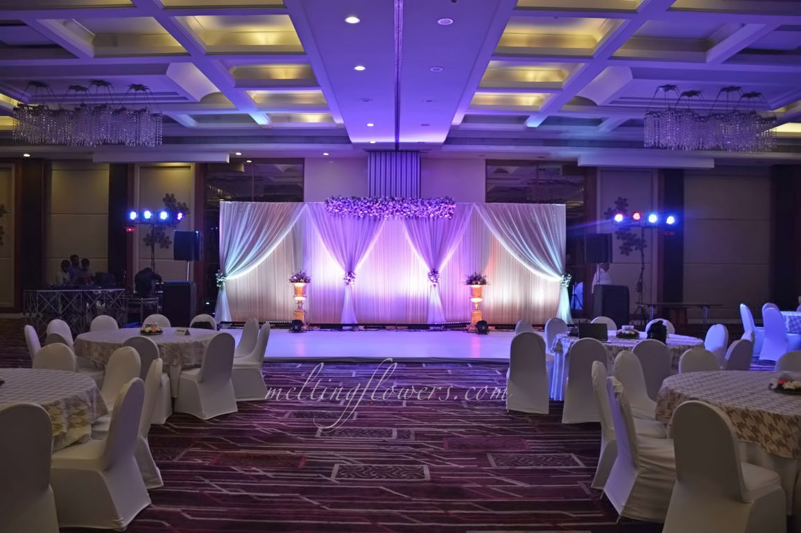 Le Meridan Wedding Resorts In Bangalore