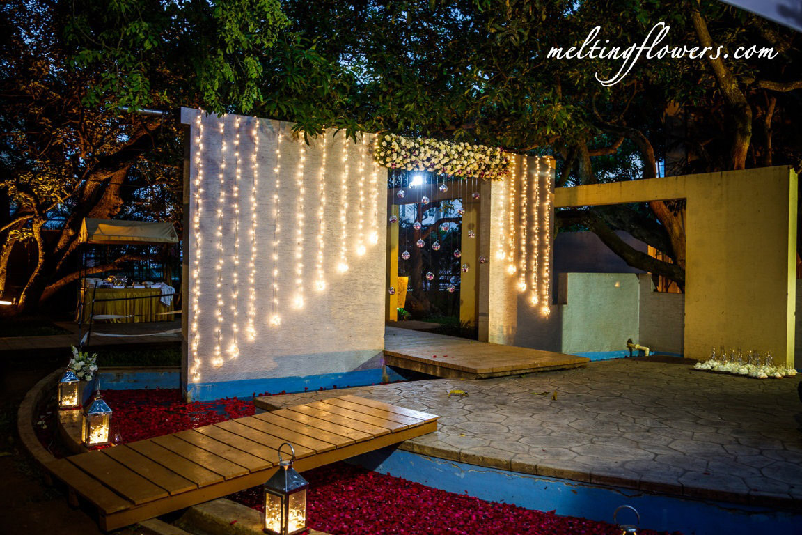 The Woodrose Club Garden Wedding Venues In Bangalore
