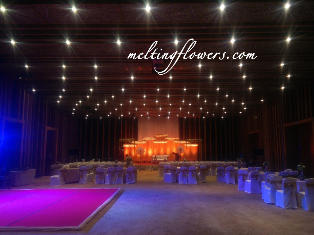 wedding halls in bangalore