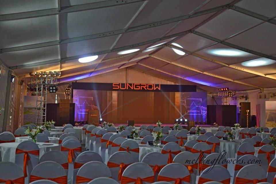 corporate event decoration bangalore