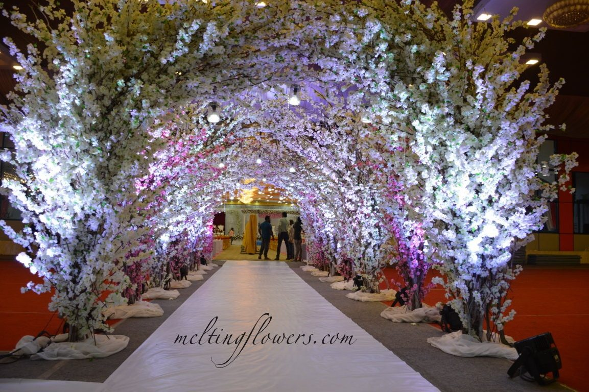 Wedding Resorts In Bangalore Decorations Flower