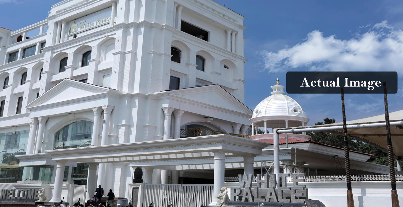 White Palace Venue In Mysore Road