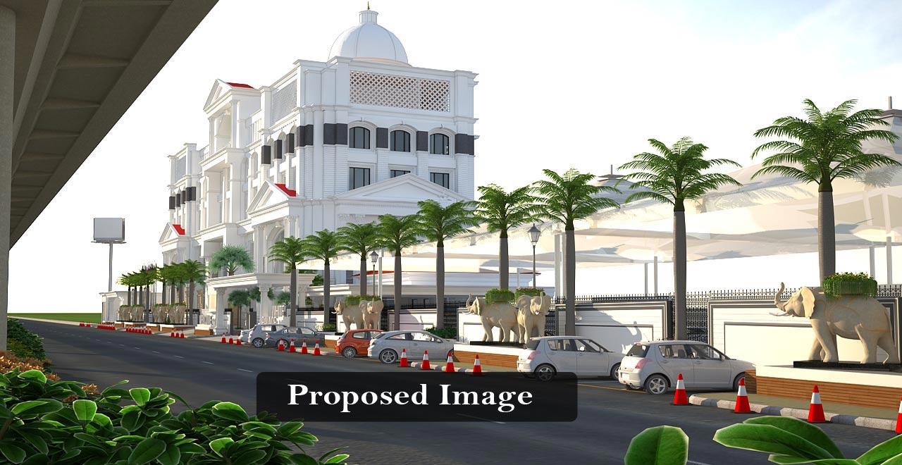 White Palace Rajarajeshwari Nagar Bangalore