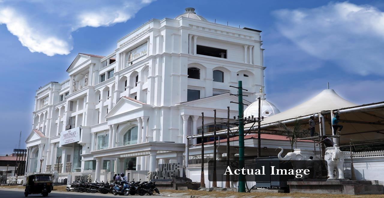 White Palace Convention Centre Rajarajeshwari Nagar Bangalore