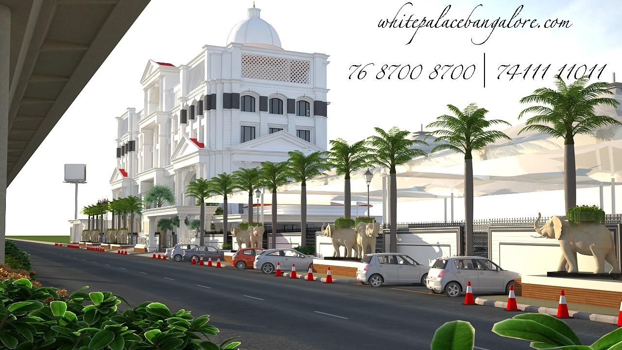 White Palace Bangalore