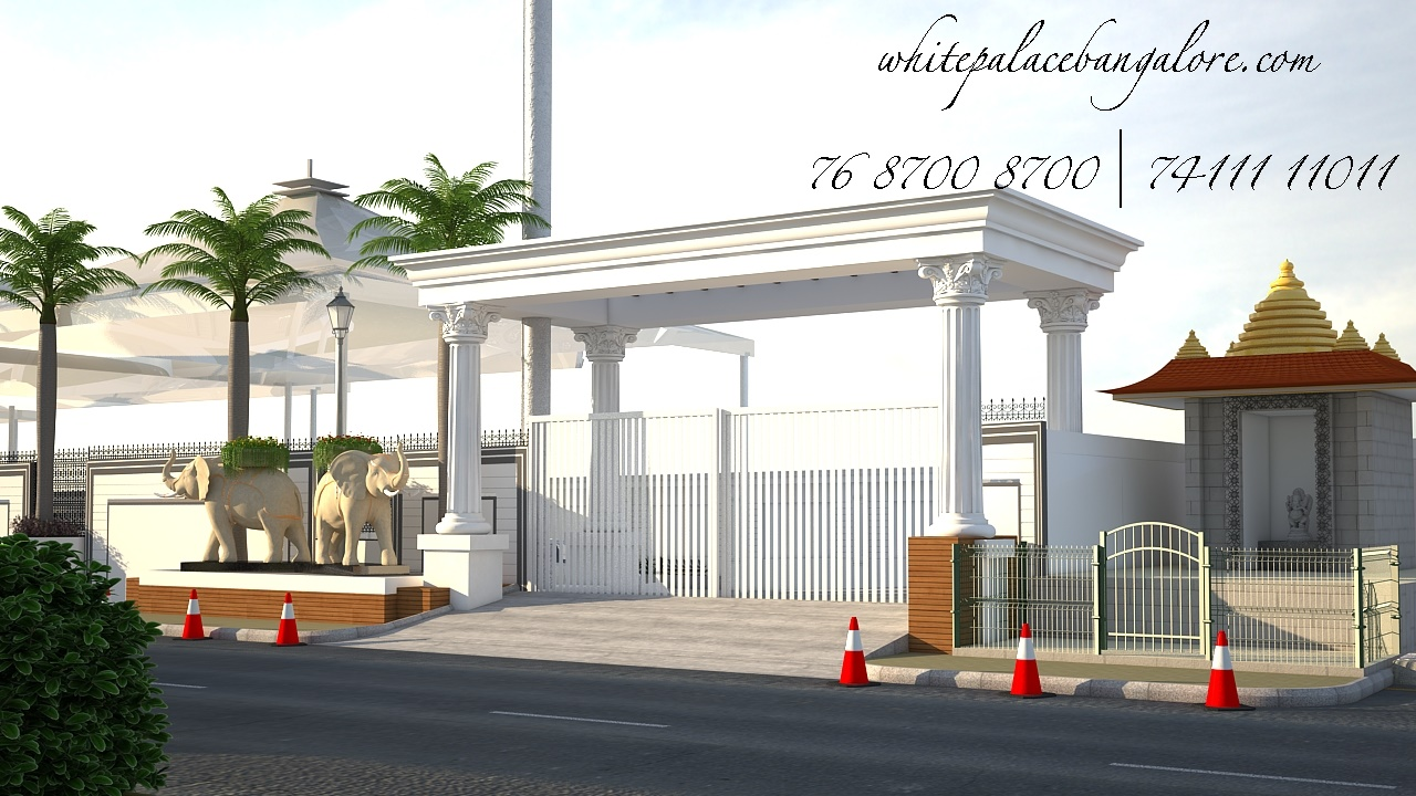 White Palace Reception Hall Mysore Road