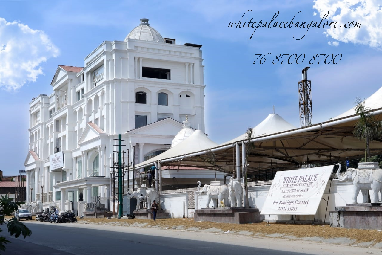 White Palace Convention Hall Bangalore