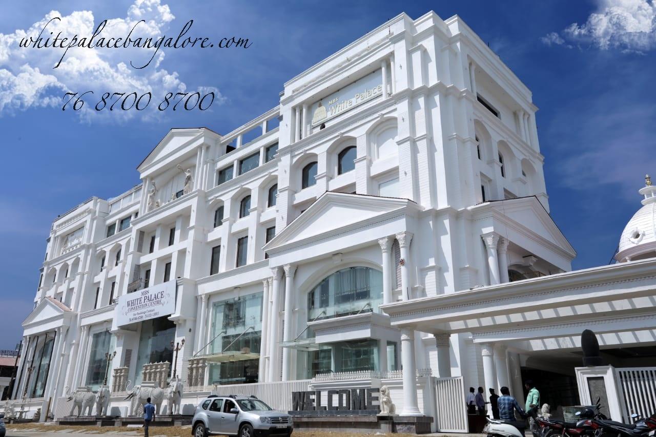 White Palace Convention Centre Bangalore