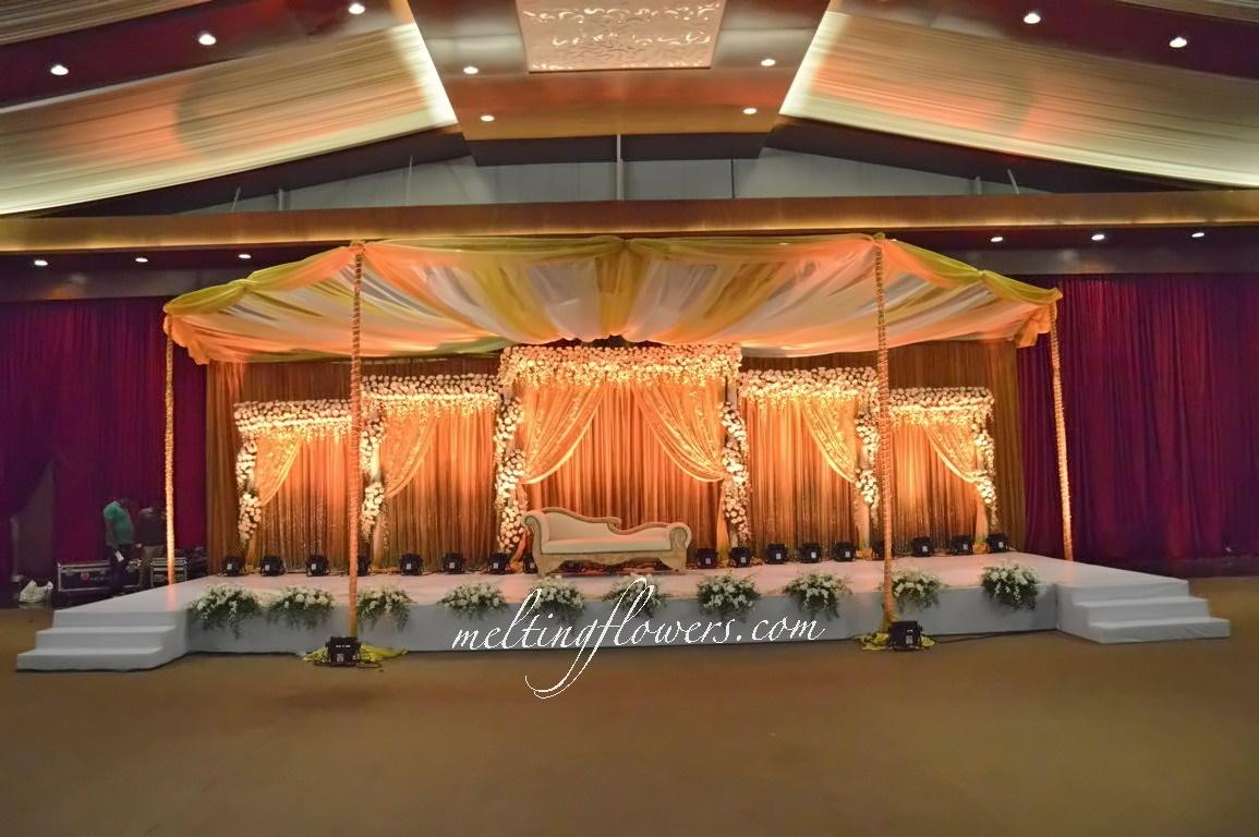 Stage Decoration Ideas For Weddings Bangalore | Wedding ...