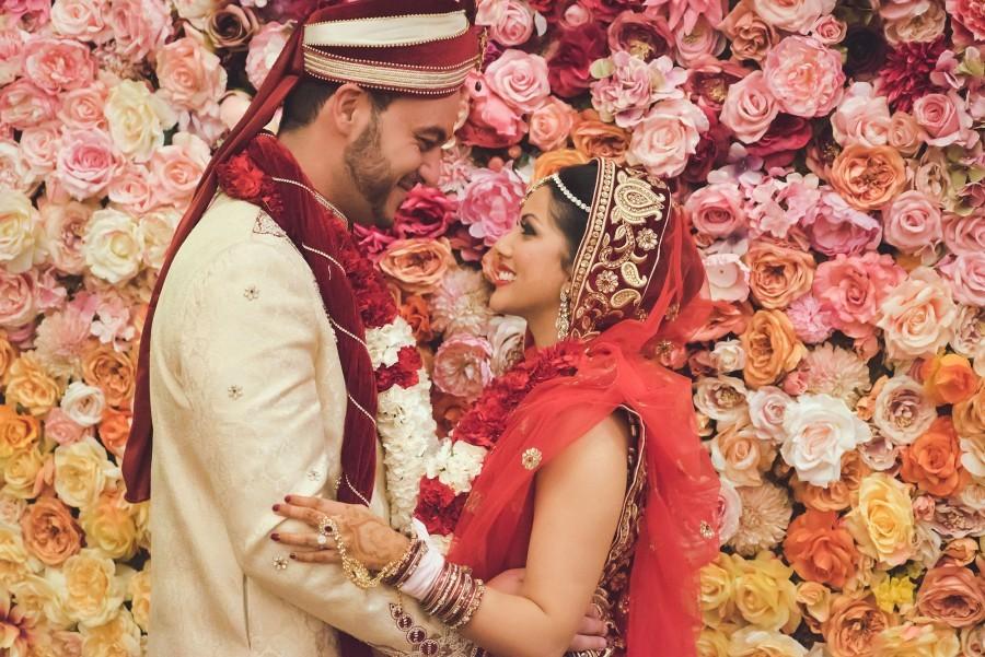 Darsh Aurnen Bollywood Wedding