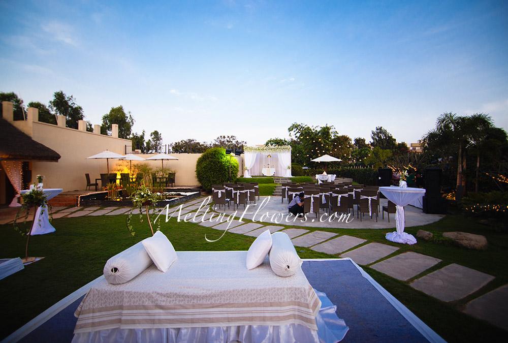 Garden Wedding Bangalore
