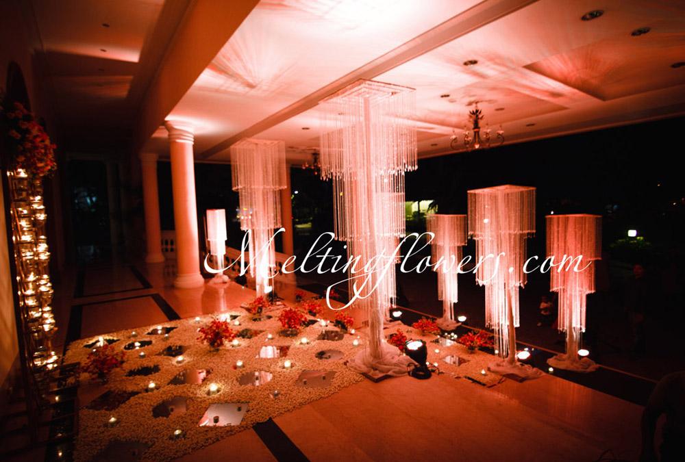 Crystal Lighting Decorations