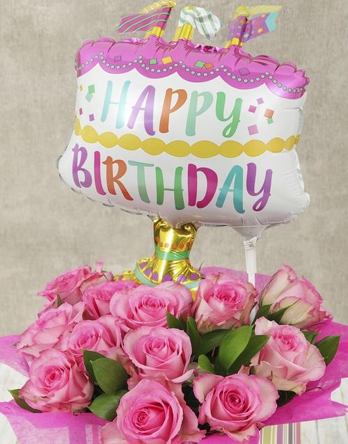 flower decoration for birthdays