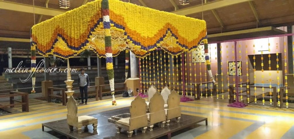 Mandap Decoration Mysore