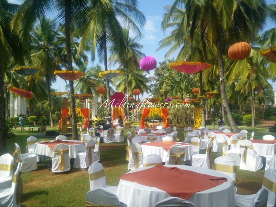 south indian outdoor decor