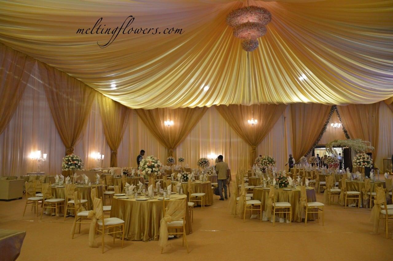 The Most Visually Pleasing Wedding Decor Trends This Year Wedding Decorations Flower Decoration Marriage Decoration Melting Flowers Blog