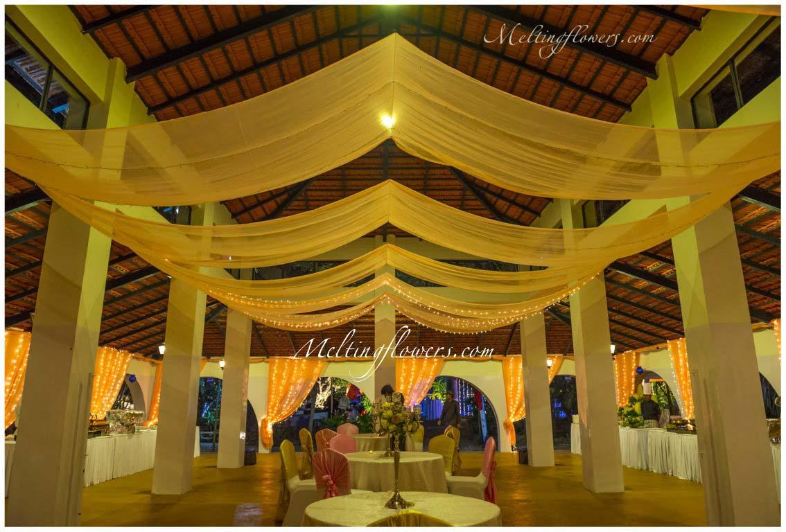 Wedding tents bangalore wedding drapes bangalore melting flowers drapes decoration wedding drapes decoration junglespirit Choice Image