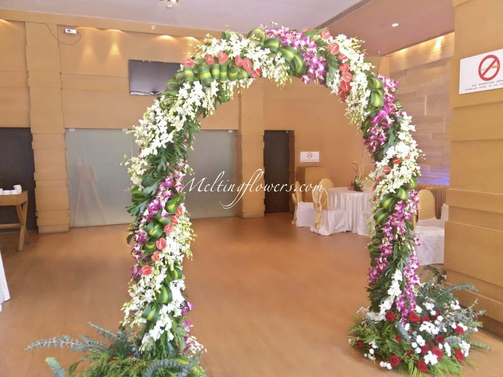 Wedding decoration pictures flower decoration for for Decoration flowers